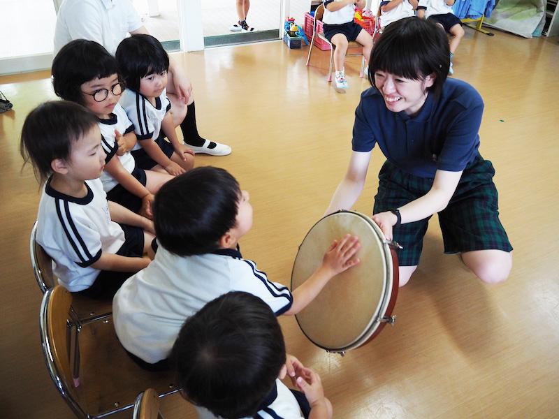 明星幼稚園   宮崎市の幼稚園   学校法人 明星学園